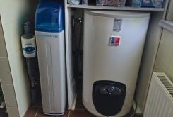 Změkčení vody AquaSoftener - rodinný domek