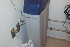 Úpravna vody AquaSoftener 350 - rodinný dům Kroměříž