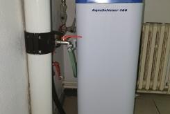 AquaSoftener 460 water softener to remove hard water