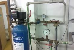 Změkčovač vody AquaSoftener
