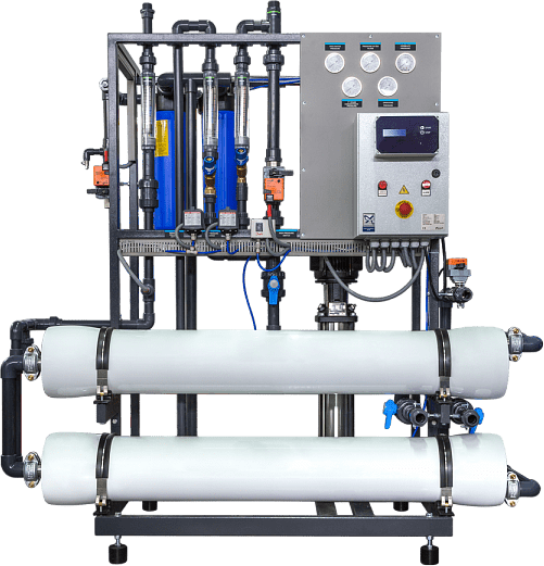 Reverse osmosis for industry