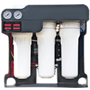 Reverse osmosis for households